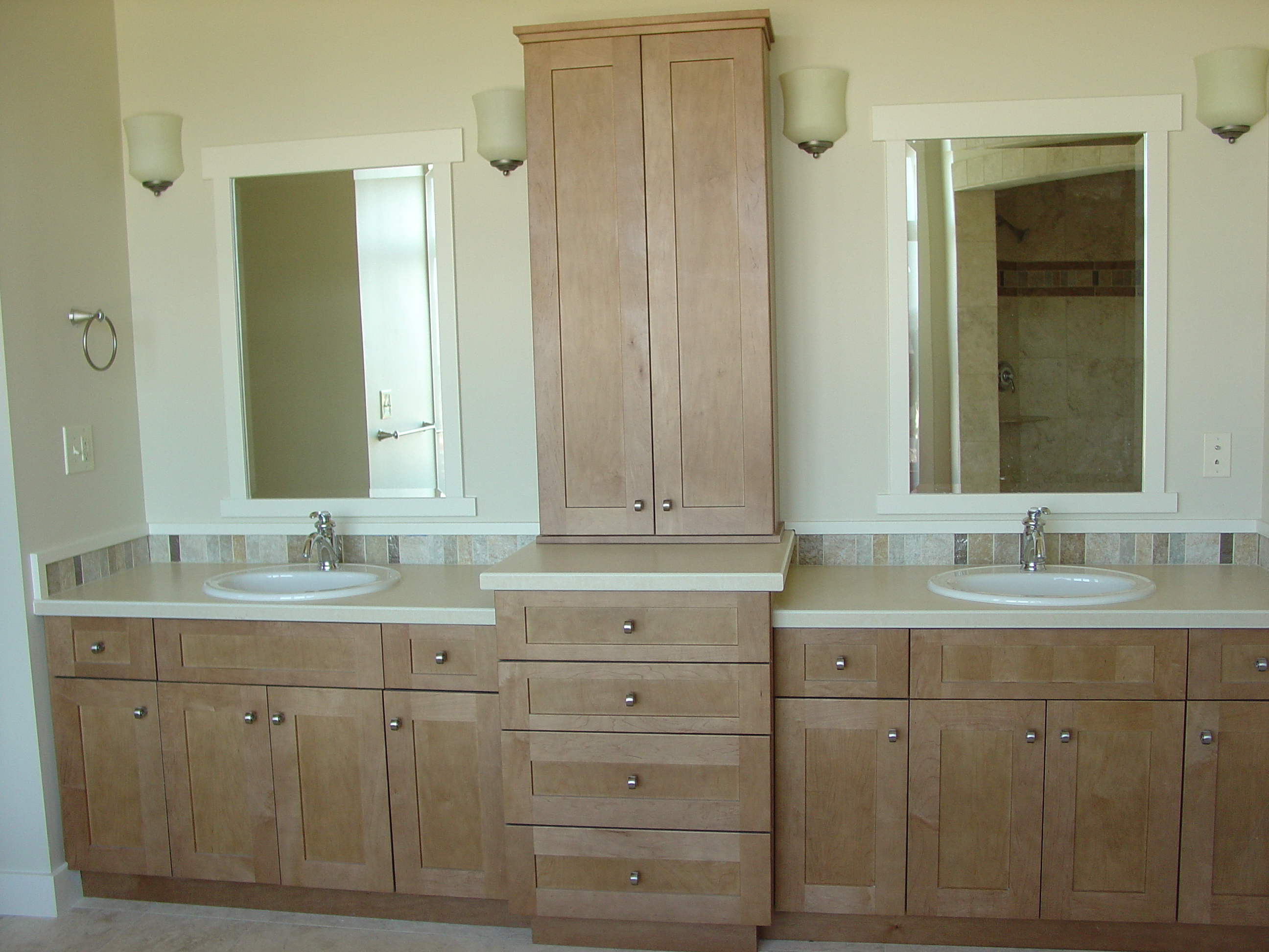 Wondrous Bathroom Remodeling Gallery Missoula Mt Home Interior And Landscaping Elinuenasavecom